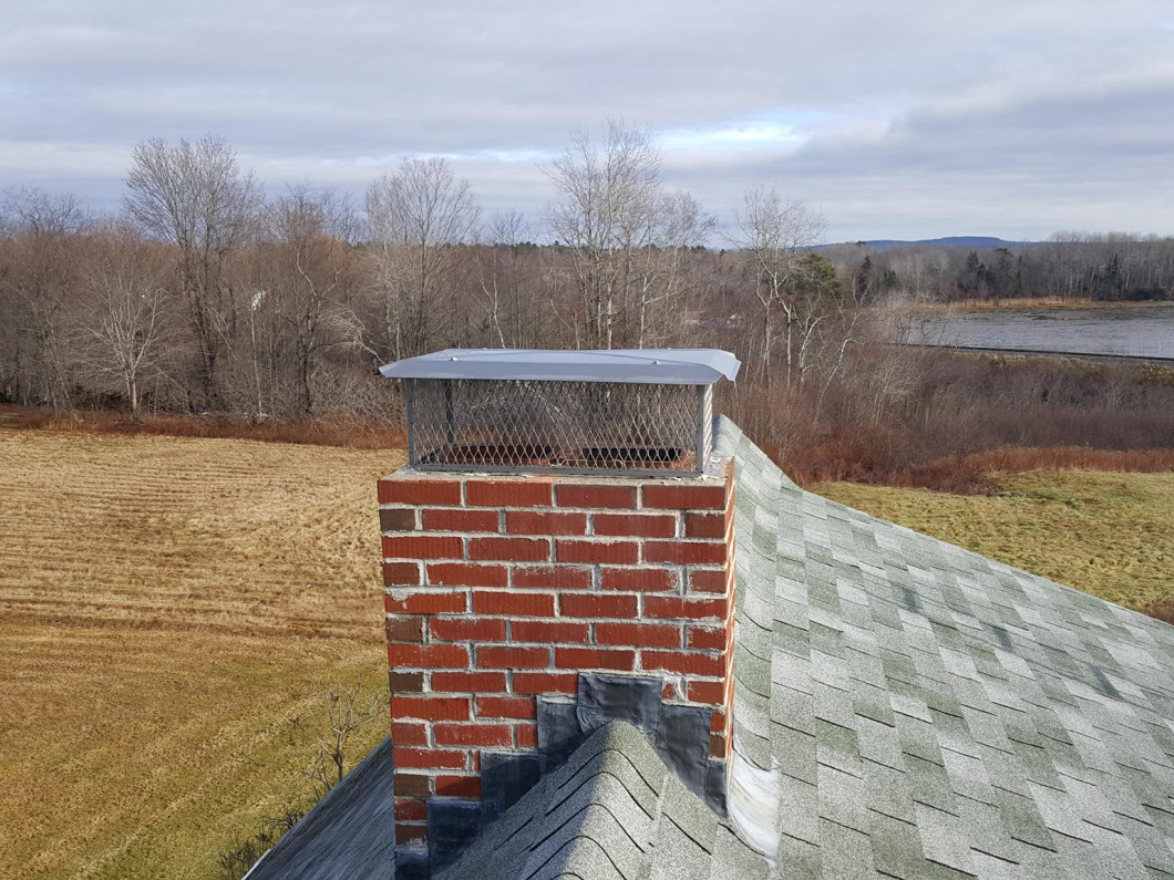Do you need a chimney cap replacement?