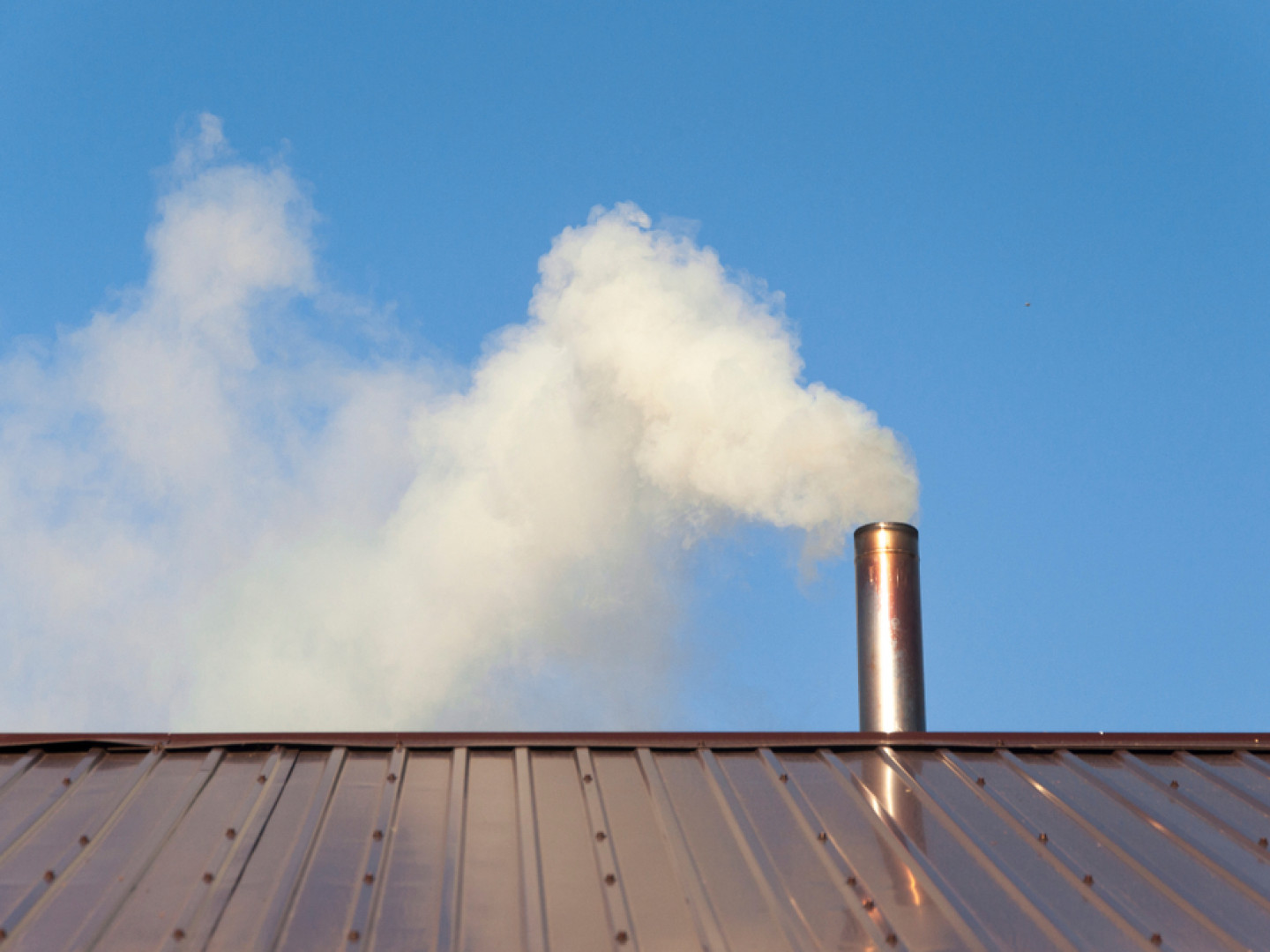 What are the advantages of a Class A chimney?